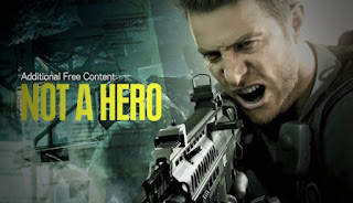 Play as Chris Redfield in Resident Evil 7: Biohazard on the new DLC
