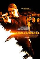 Unlocked (2017) - Poster