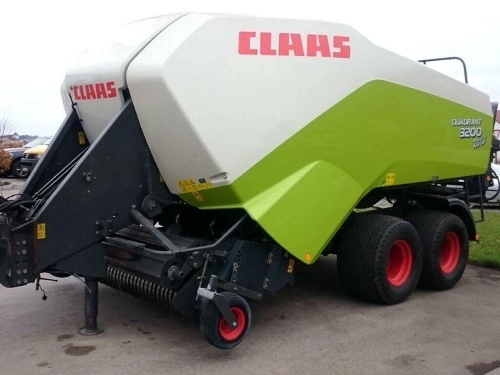 شركة غراب للخدمات الزراعية و الميكنة المتطورة: CLAAS