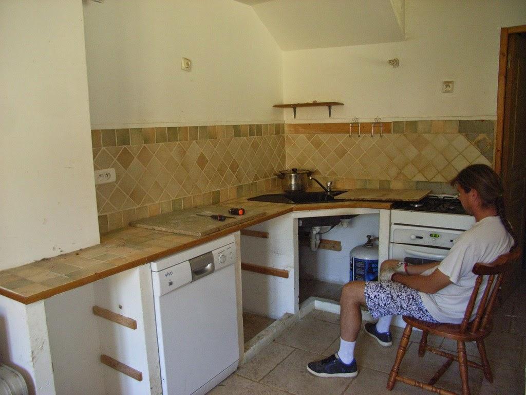Plan De Travail Avec Jambage maison d'agnès et seb & cie: la cuisine