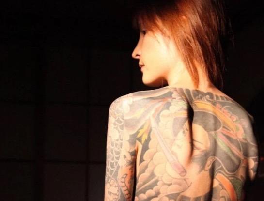 Satu Dunia Gerun Melihat Anak Perempuan Ketua Kumpulan Yakuza Jepun, Shoko Tendo