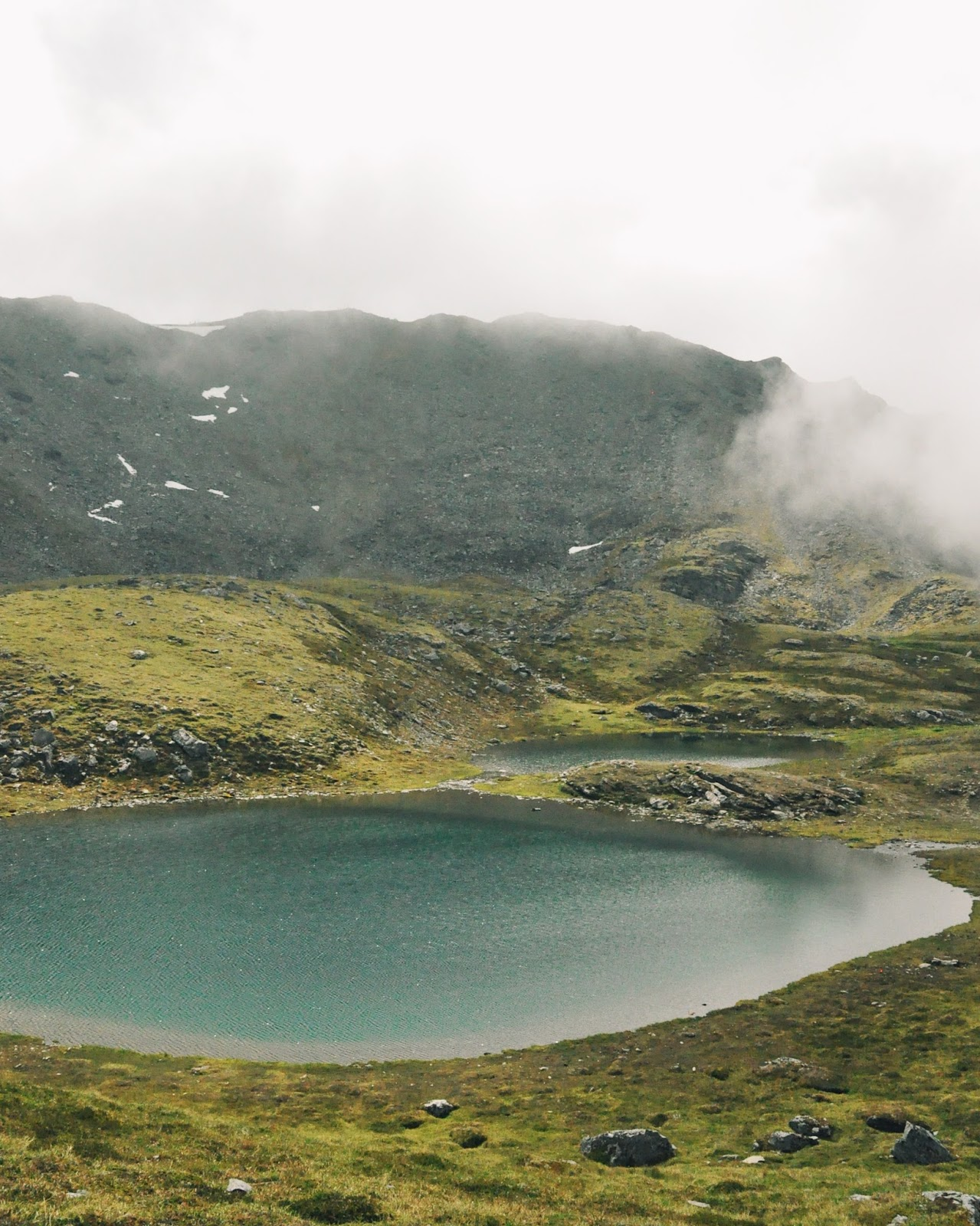 hatcher pass lakes