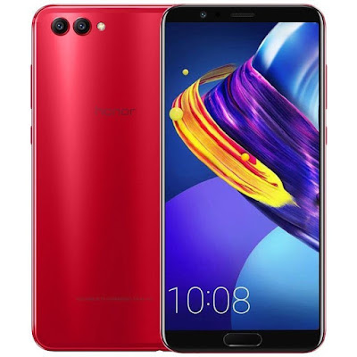 Honor View 10 rojo