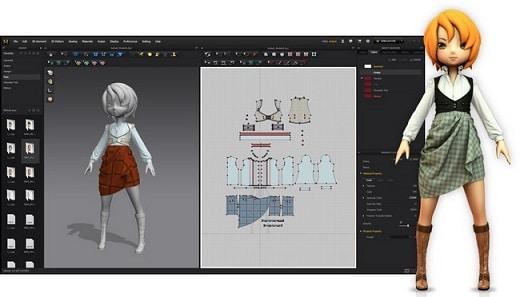 Marvelous Designer 7 Free Download