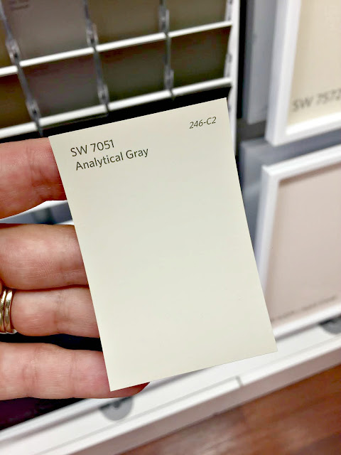 Analytical Gray by Sherwin Williams