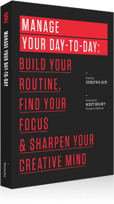 Book cover: Managing Your Day-to-Day