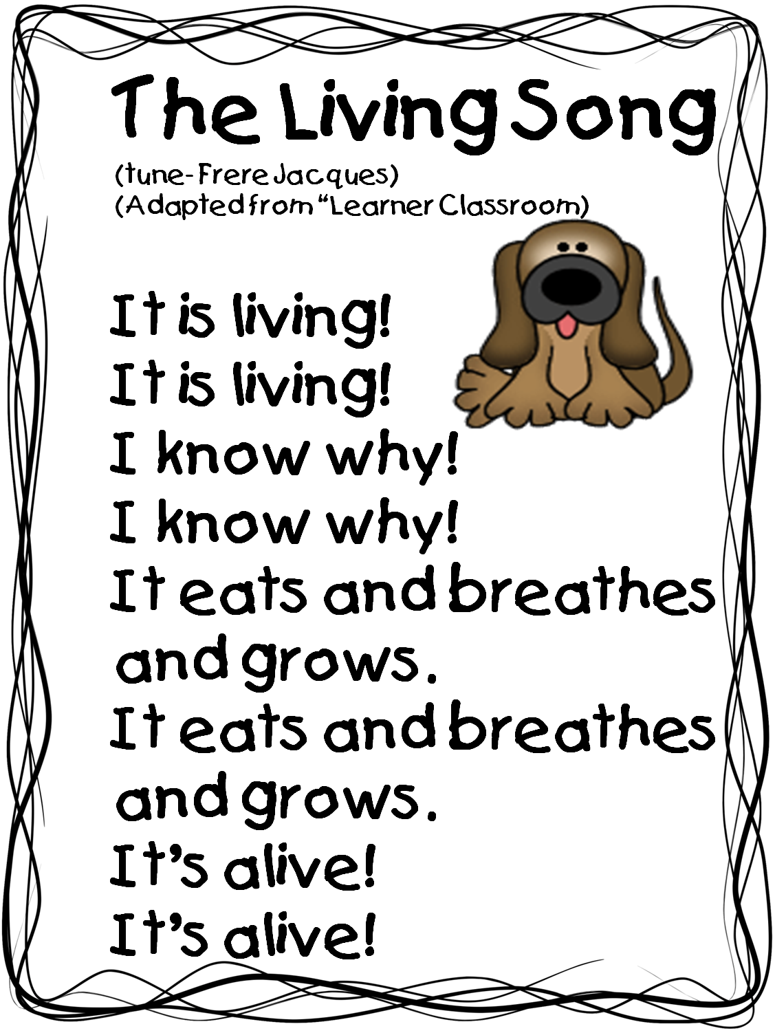 HD wallpapers worksheets on living and nonliving things for ...