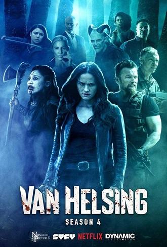 Van Helsing Season 4 Complete Download 480p All Episode