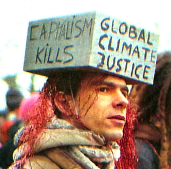 Foi um sonho de utopistas alucinados da extrema esquerda.  Hoje é uma proposta que aguarda aprovação final na COP21.