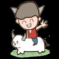 Buffalo Boy 2 (Thai special edition)