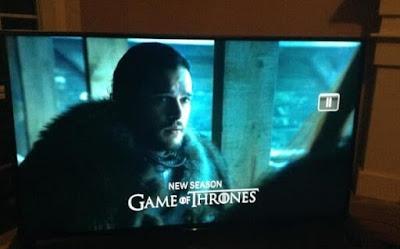 Game of Thrones Season 7 Episode 1 Shots- Jon Snow