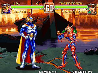 Voltage Fighter Gowcaizer Neo Geo Play Retro Games Online