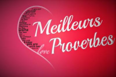 Les plus beaux proverbes d'amour du monde
