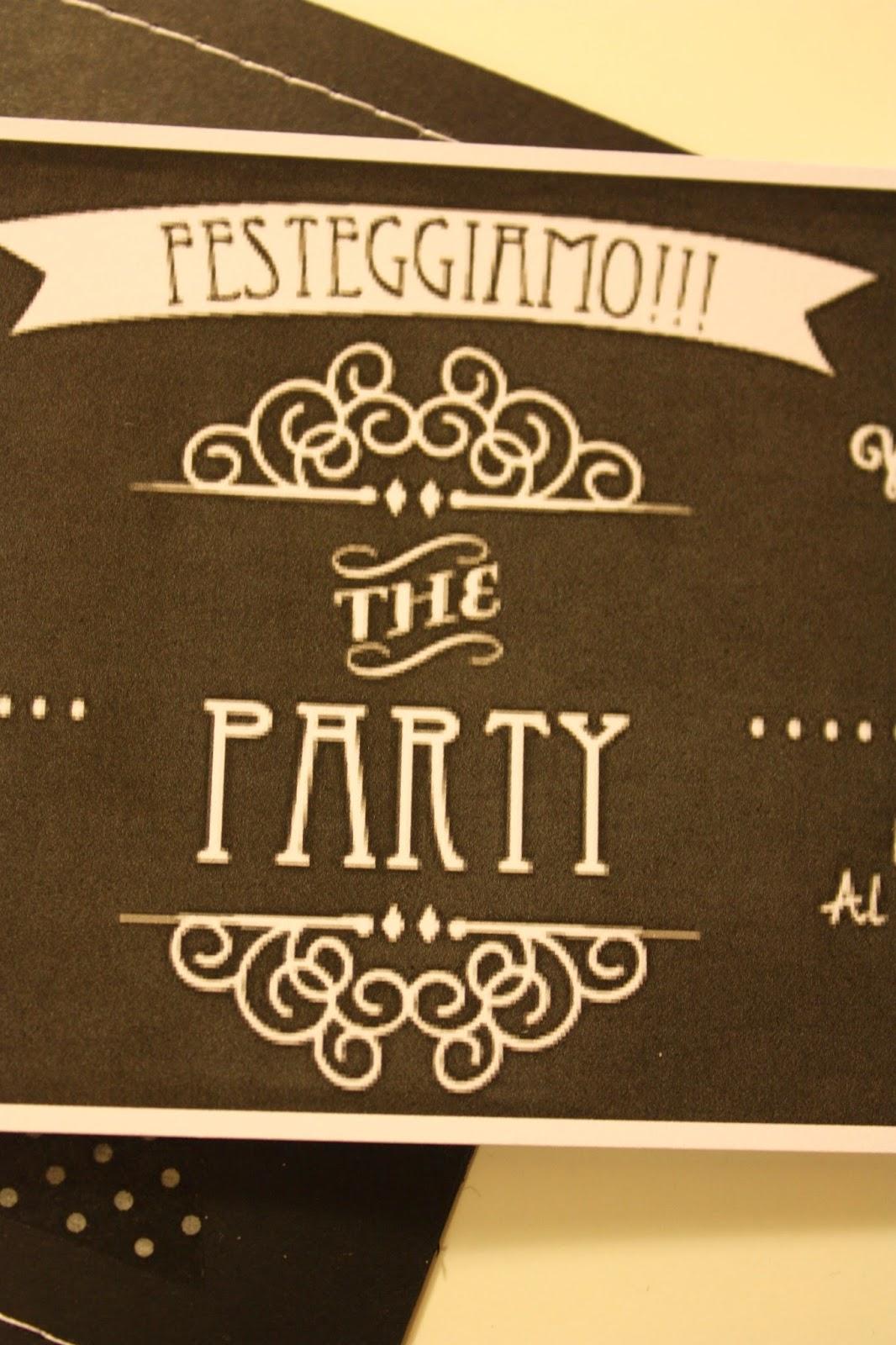Molto ArsDegà Scrap: Inviti e idee per un compleanno FO26