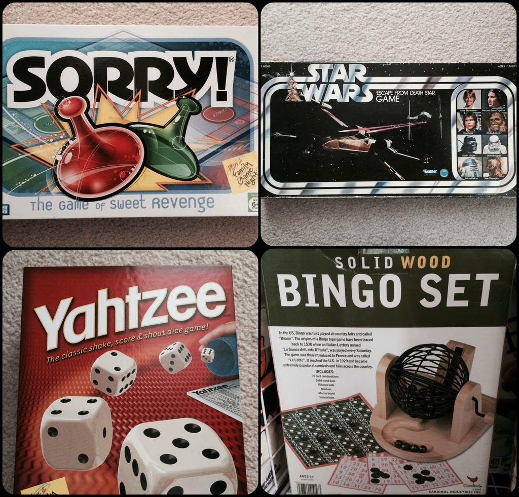 Unexpected Homeschool: Favorite Family Board Games
