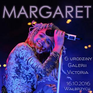 Relacja z koncertu Margaret - 6 Urodziny Galerii Victoria - Wałbrzych 16.10.2016