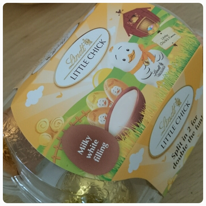 lindt little chick eggs