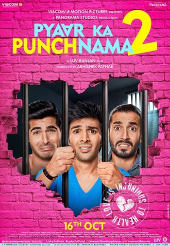Pyaar Ka Punchnama 2 2015 Hindi Movie Download