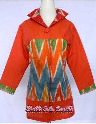 Desain Batik Solo Cantik Diyanti