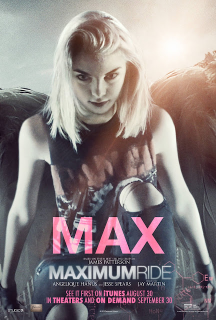 Maximum Ride (2016) ταινιες online seires xrysoi greek subs