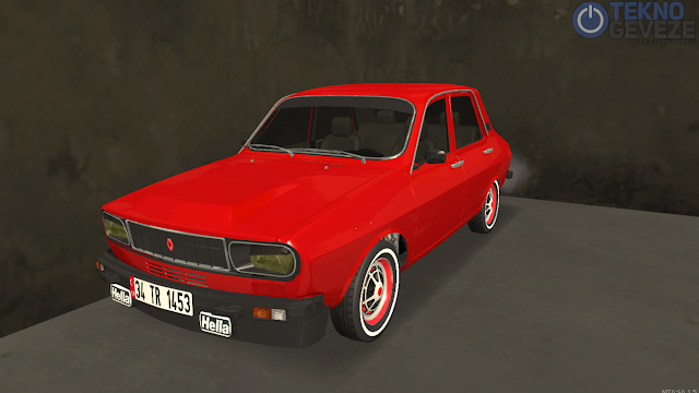 GTA SA Renault Toros Araba Modu