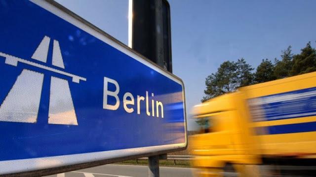 Estrada de Hamburgo a Berlim