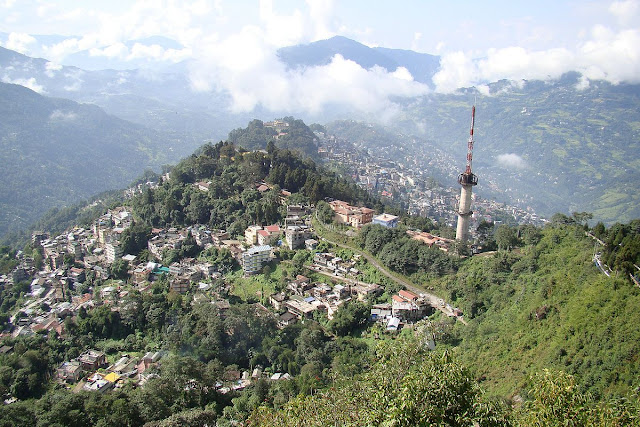 Gangtok Hill Station