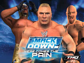 Download WWE Smackdown Here Comes The Pain Game