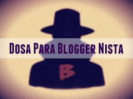 dosa blogger nista