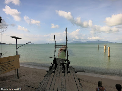 Koh Samui, Thailand daily weather update; 1st February, 2016