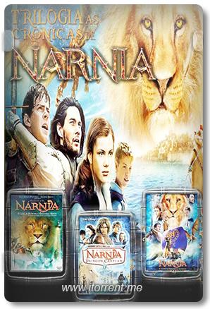 Trilogia As Crônicas de Nárnia
