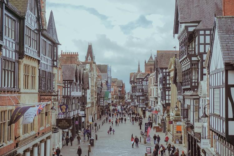 Fotograficznie: Niedzielny spacer po Chester