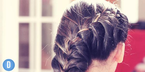Model Rambut Kepang, gaya Rambut Kepang