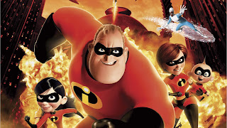 Lego The Incredibles HD Wallpaper