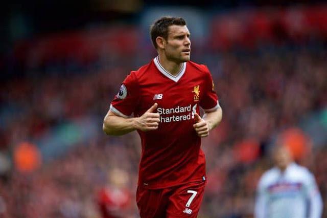 James Milner sắp chia tay Liverpool