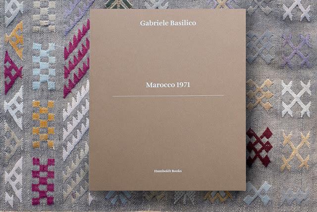 Copertina del libro Marocco 1971 di Gabriele Basilico