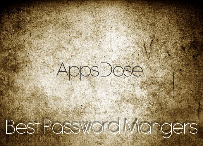 Best Password Manager Apps for iPhone and iPad AppsDose
