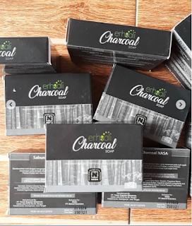 manfaat dan efek samping erhsali charcoal soap nasa