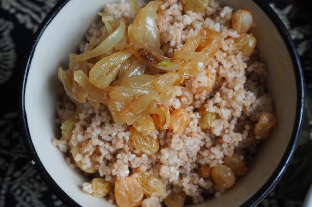 Changer des pâtes et du riz