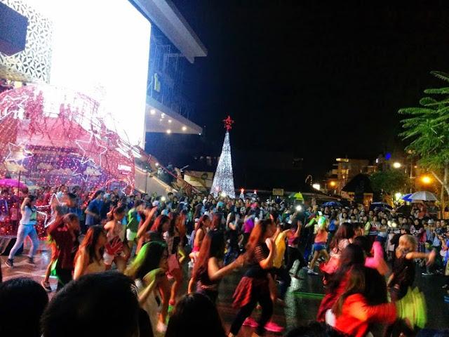 flashmob bareng di lippo mall kuta