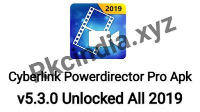 powerdirector unlocked apk