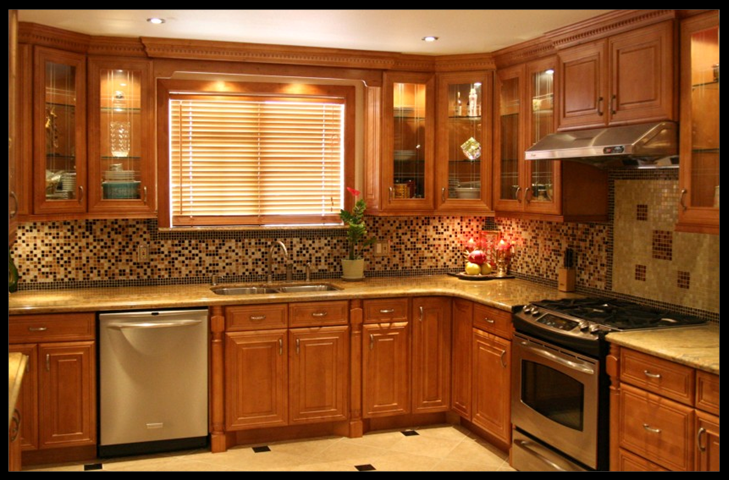 Kitchen Cabinet And Wood Floor Color Combinations