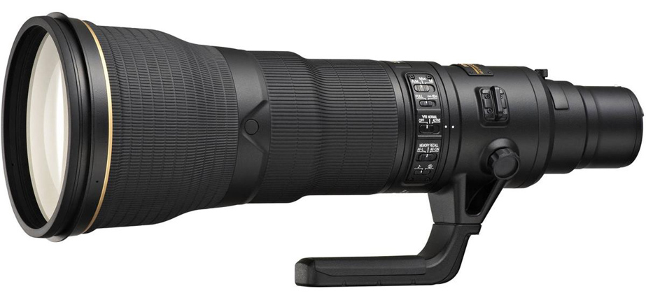 Nikon 800mm f/5.6E AF-S NIKKOR FL ED VR