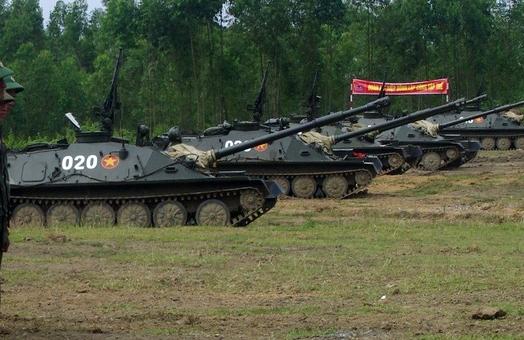Vietnam People's Ground Forces 20160316-dieu-chua-biet-ve-phao-tu-hanh-asu-85-cua-viet-nam-nbsp-1