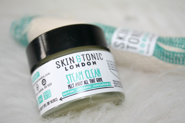 Skin & Tonic London Steam Clean