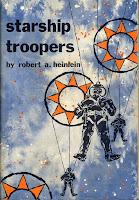 Portada libro Starship Troopers