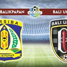 Liga 1: Persiba 3 – 2 Bali United, Laga Berlangsung dengan Mengejutkan