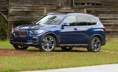 2019 BMW X5 Review, Specs, Price