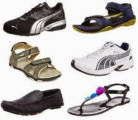 Men's / Women's Branded Footwear : Flat 50% or more@ Amazon