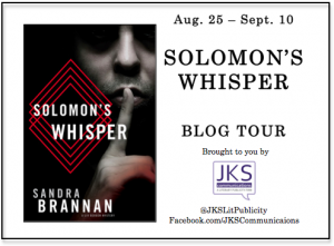 Solomon's Whisper tour banner